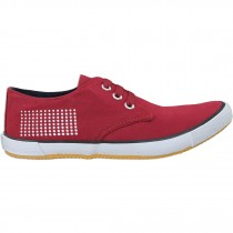 Touch Canvas 611 Burgundy-Black