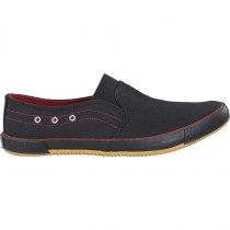 Touch Canvas 626 Black-Burgundy