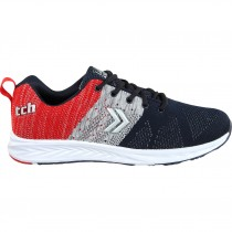 TCH-7052-L.GREY/RED