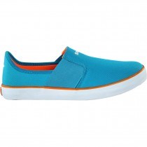 TOUCH CANVAS (M)-314-SEA GREEN/ORANGE