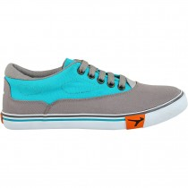 TOUCH CANVAS (M)-322-GREY/MINT/SEA GREEN