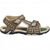 Touch Sandle-1003-Olive/Beige