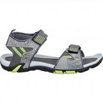 Touch P Sandal 1009 D Grey-F Green