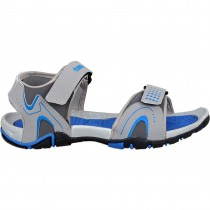 Touch P Sandal 1014 Grey-R Blue
