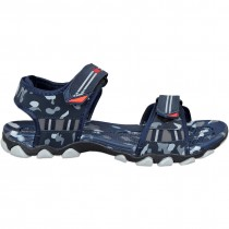 Touch P Sandal 1015 Navy-Grey