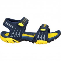 Touch P Sandal 1021 Navy-Yellow