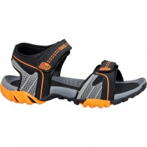 Touch P Sandal 1022 Blk-Orange