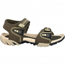 Touch P Sandal 1025 Olive-Beige