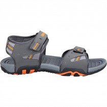 Touch P Sandal 1026 D Grey-Orange