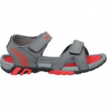 Touch Sandle-1024-Dark Grey/Red