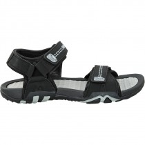 Touch Sandle-1027-Black/Grey