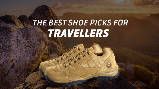 The Best Shoe Picks for Travellers